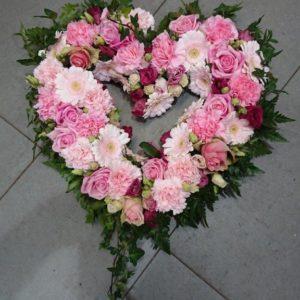 beklagar sorgen blommor